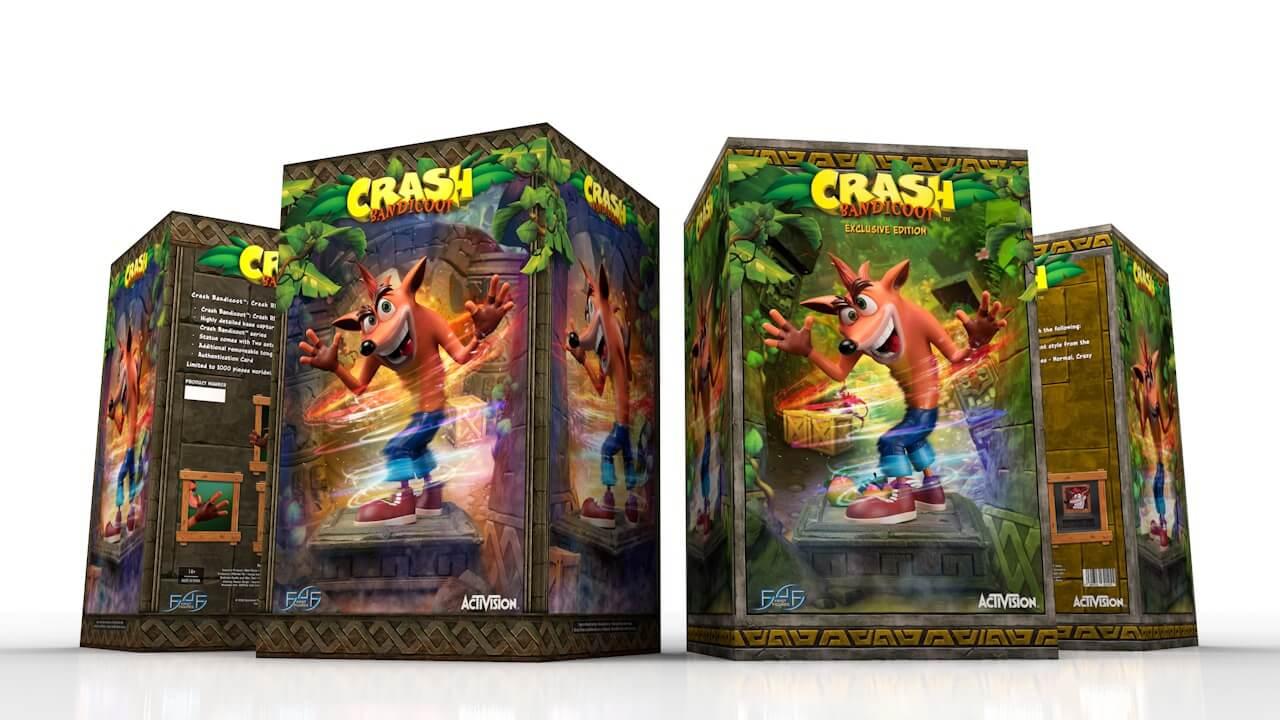 Crash Bandicoot All 1