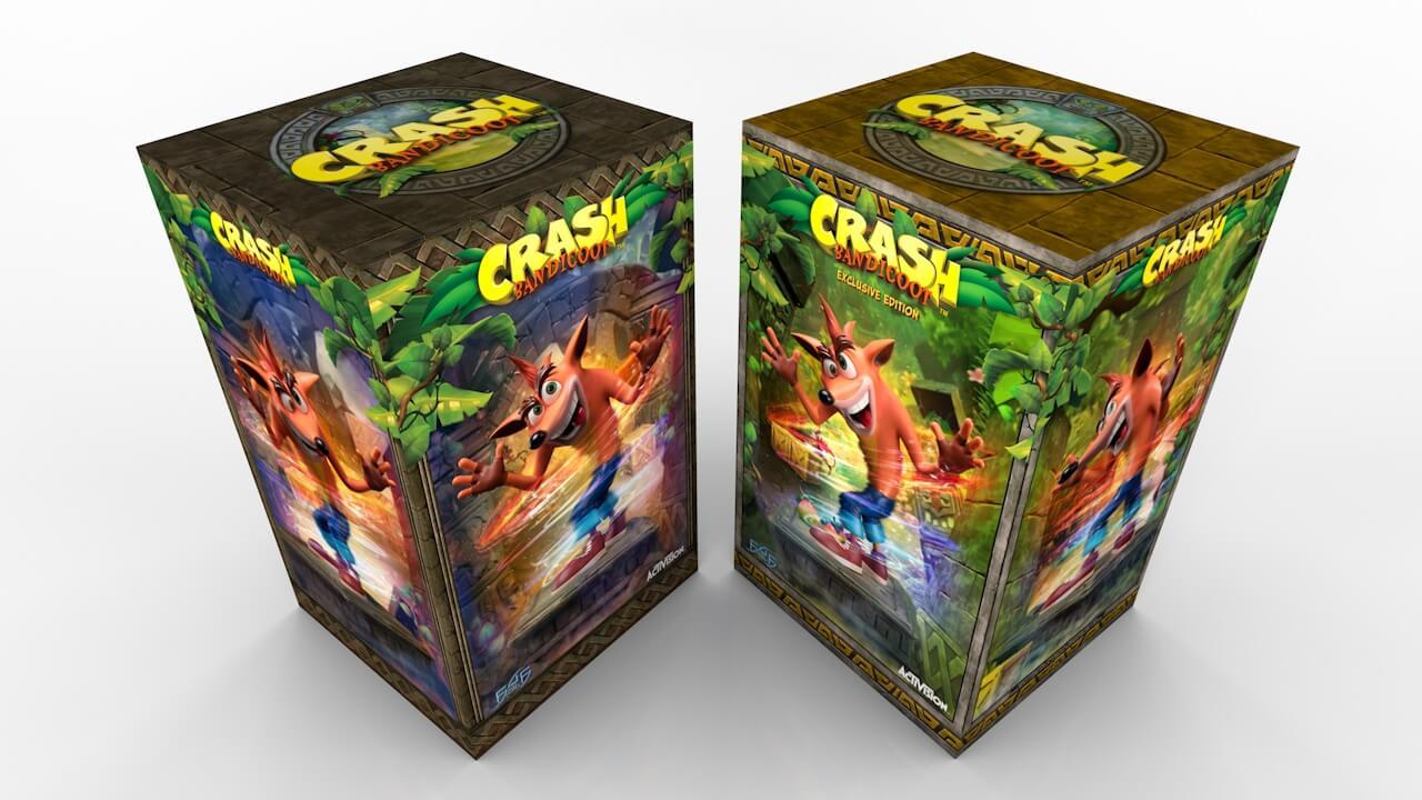 Crash Bandicoot All 2